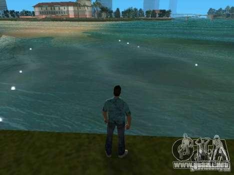 Nuevos efectos para GTA Vice City sucesivamente de pantalla