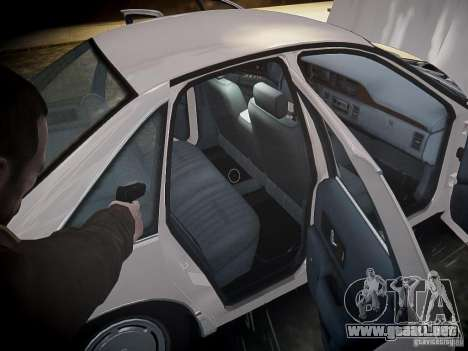 Chevrolet Caprice 1993 Rims 1 para GTA 4 interior
