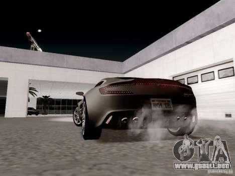 ENBSeries by Shake para GTA San Andreas octavo de pantalla