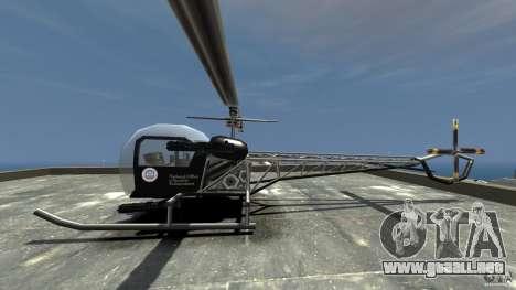 Sparrow Hilator para GTA 4 left