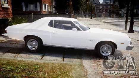 Ford Gran Torino 1975 v1.1 para GTA 4 left