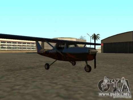 Un nuevo avión-Dodo para la visión correcta GTA San Andreas