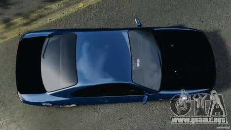 Nissan Silvia S15 JDM para GTA 4 visión correcta