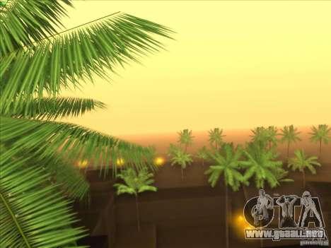 SGR ENB Settings para GTA San Andreas segunda pantalla