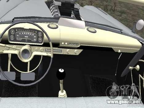 Plymouth Savoy 57 para GTA 4 vista interior