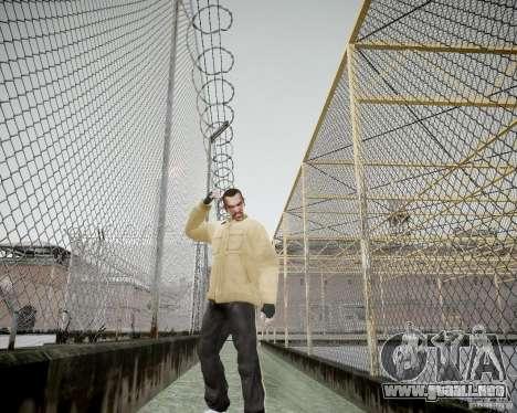 Prison Break Mod para GTA 4 adelante de pantalla