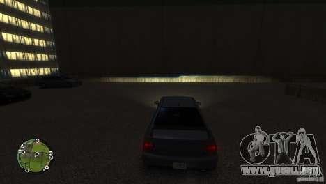 Xenon v2.0 para GTA 4 segundos de pantalla