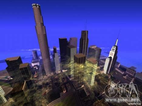New San Fierro V1.4 para GTA San Andreas sucesivamente de pantalla