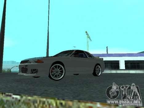 Nissan Skyline R32 Tuned para GTA San Andreas left