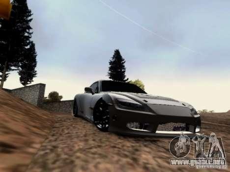 Mazda RX7 Tuning para GTA San Andreas left
