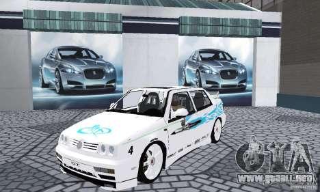 Volkswagen Jetta FnF para GTA San Andreas