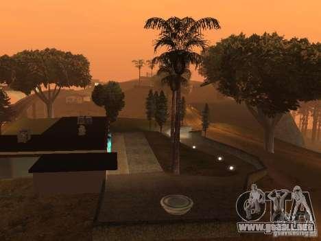 Miami House para GTA San Andreas sucesivamente de pantalla
