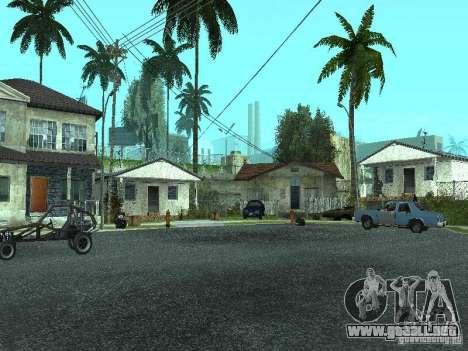 Mega Cars Mod para GTA San Andreas octavo de pantalla