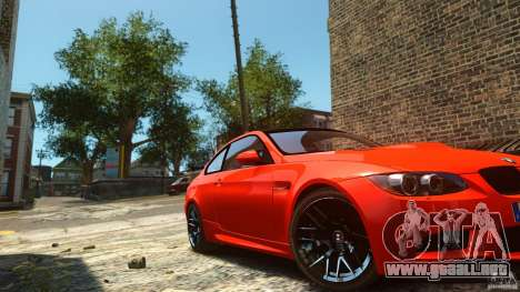 BMW M3 GTS Final para GTA 4