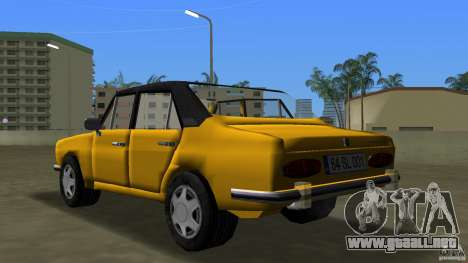 Anadol A1 SL para GTA Vice City vista lateral izquierdo