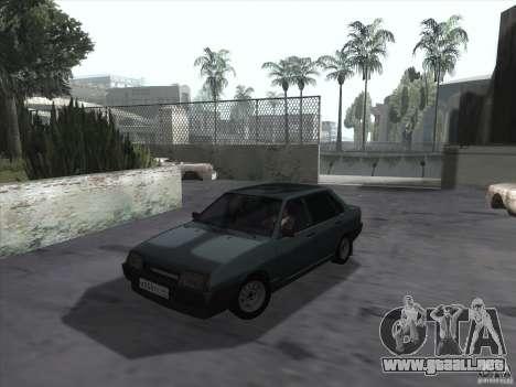 Vaz 21099 drenaje para GTA San Andreas