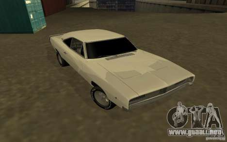 Dodge Charger R/T para GTA San Andreas