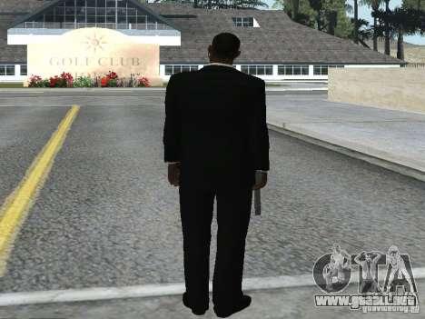 Los guardaespaldas para GTA San Andreas sucesivamente de pantalla