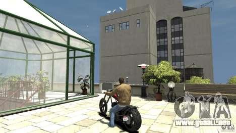 The Lost and Damned Bikes Diabolus para GTA 4 Vista posterior izquierda