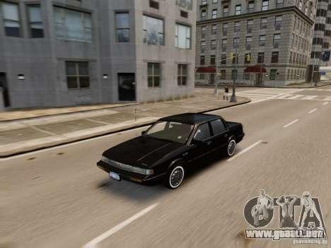 Oldsmobile Cutlass Ciera 1993 para GTA 4 vista lateral