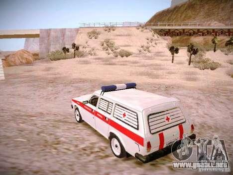 GAS 310231 urgente para GTA San Andreas left