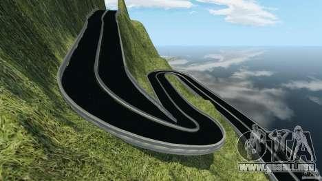 MG Downhill Map V1.0 [Beta] para GTA 4 séptima pantalla
