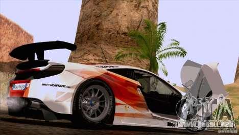McLaren MP4-12C Speedhunters Edition para la visión correcta GTA San Andreas