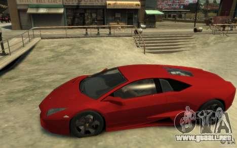 Lamborghini Reventon Coupe para GTA 4 left