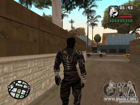 Sandwraith from Prince of Persia 2 para GTA San Andreas segunda pantalla