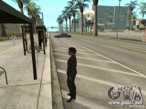 Línea de autobús en Las Venturas para GTA San Andreas tercera pantalla