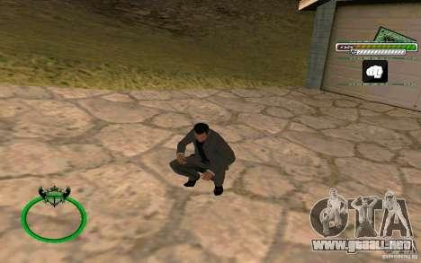 Nuevo empresario de piel HD para GTA San Andreas tercera pantalla