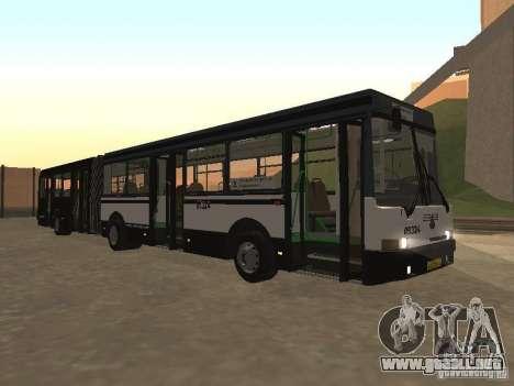Autobuses 6222 para GTA San Andreas