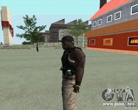 50 Cent para GTA San Andreas