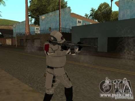 Cops from Half-life 2 para GTA San Andreas tercera pantalla