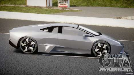 Lamborghini Reventon v2 para GTA 4 left