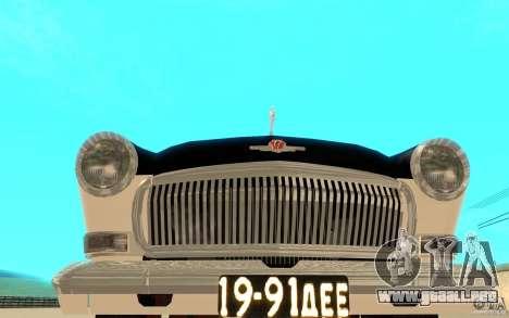 Relampago Negro para GTA San Andreas sexta pantalla