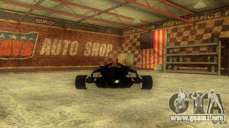 Lamborghini Concept para visión interna GTA San Andreas