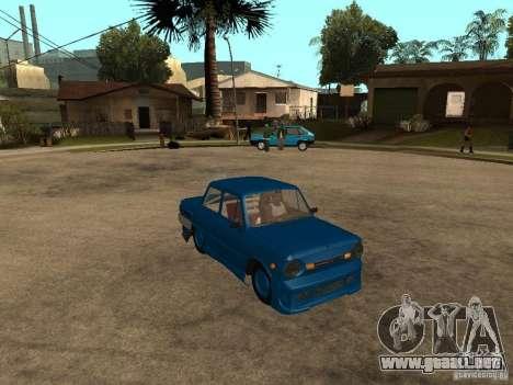 EXPERTO EN MÚSICA ZAZ 968 para la visión correcta GTA San Andreas