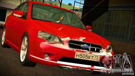 ENBSeries RCM para el PC débil para GTA San Andreas séptima pantalla