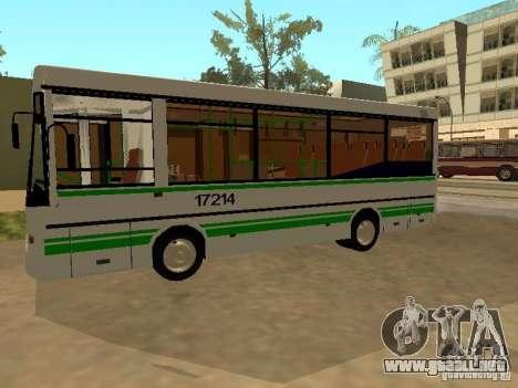 SURCO 3237 para la visión correcta GTA San Andreas