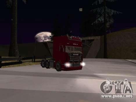 Scania 460 para GTA San Andreas