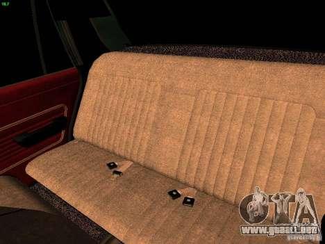 Chevrolet Malibu 1980 para las ruedas de GTA San Andreas