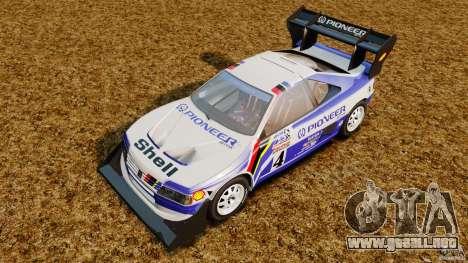 Peugeot 405 T16 Pikes Peak para GTA 4 visión correcta