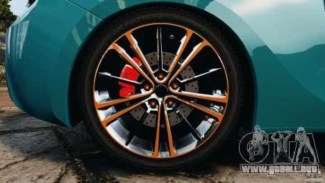 Scion FR-S para GTA 4 interior