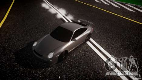 Porsche GT3 997 para GTA 4 ruedas
