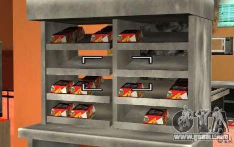 Pumper Nic Mod para GTA San Andreas décimo de pantalla