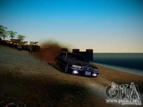 ENBSeries by Avi VlaD1k v3 para GTA San Andreas quinta pantalla