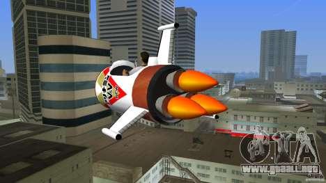 V&V Sparrow para GTA Vice City left