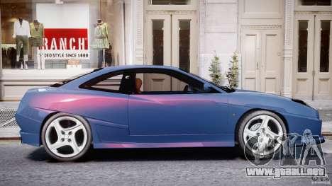 Fiat Coupe 2000 para GTA 4 interior
