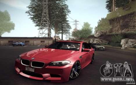 Beautiful ENBSeries para GTA San Andreas octavo de pantalla